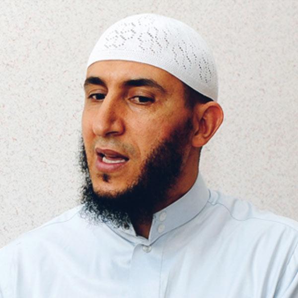 Sheikh Yasin Al-Jazairi
